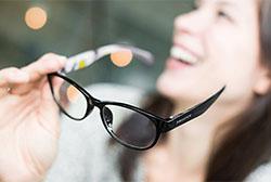Spektrum sinivalo silmälasit